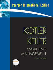 Marketing Management: International Version by Philip R Kotler, Kevin Lane Kell