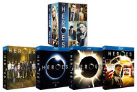HEROES (THE COMPLETE SERIES) (BLU-RAY) (BOXSET) (BLU-RAY)