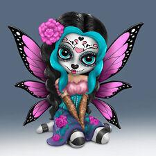 Jasmine Becket-Griffith JBG BRIGHT SOFIA Sugar Skull Fairies Figurine NEW