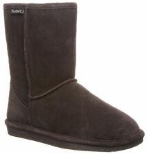 Bearpaw Women's Emma Short Boot New Chocolate Size 9