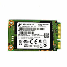 Micron M550 MTFDDAT256MAY 256GB SATA III mSATA Internal Solid State SSD Drive NU