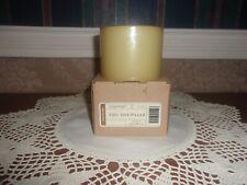 Longaberger Pint Size Pillar Candle - Crisp Cucumber - New