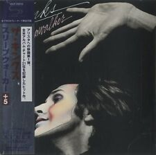 MINI LP CD VYNIL RÉPLICA IMPORT JAPON + OBI THE KINKS / SLEEPWALKER