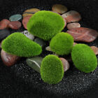 5Pcs Green Marimo Moss Balls Cladophora Floating Aquarium Fish Tank Ornament Hot