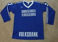 Vintage 80's 90's Adidas Soccer Jersey - XL Long Sleeved Volksbank Bundeslander