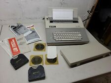 Vintage Smith Corona 340 DLE Electric Typewriter 5A-1 Portable W/ Extras Tested!