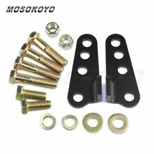 """For Harley Touring Street Glide Road  2012 Rear Adjustable 1""""- 3"""" Lowering Kit"""
