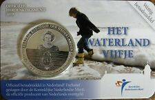 5 euro Pays bas Nederland  Olanda 2010 WATERLAND Neuf coincard
