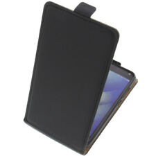 Funda para Asus Zenfone 4 Max ZC554KL / Max Plus ZC554KL Funda con Tapa Negro