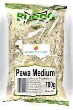 PAWA MEDIUM - POUWA - POHA - RICE FLAKES - FUDCO- 700g