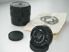 *COLLECTIBLE* Industar 50-2 Soviet Russian 50mm Pancake Camera Lens M42