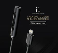 FiiO i1 Lightning DAC Cable To 3.5MM Headphone Amplifier Iphone 7 7S