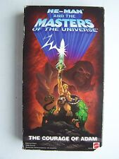 He-Man and the Masters of the Universe - The Courage of Adam VHS Video Tape