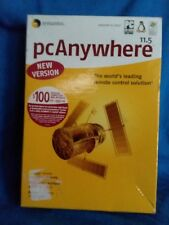 Symantec pcAnywhere 11.5 Remote Access Software