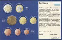 San Marino SMA 6 2003 Stgl./unzirkuliert 2003 Kursmünze 50 Cent
