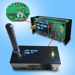Assembled MMDVM Hotspot for P25 DMR YSF + Raspberry pi + OLED+Case + Antenna