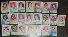 22 figurines  Crack 78 seleccion Argentina  1978 ultra rare