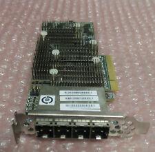 Dell LSI Logic 8TX6T Powervault MD3960 Skylab Quad Port Controller Adapter Card