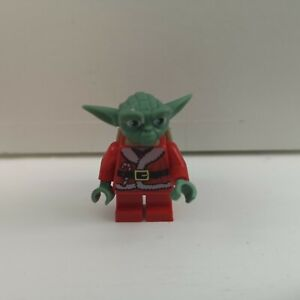 Lego - Star Wars - Santa Yoda - Genuine Minifigure (sw0358)