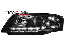 Fari DAYLINE posizione led Audi A6 4B 01-04  black
