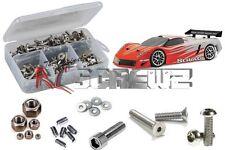 RC Screwz HPI 1/10 Sprint 2 RTR Stainless Steel Screw Kit #RCZHPI039 OZ RC