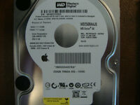 Western Digital WD2500AAJS-40VWA0 DCM:HARCHTJMHN Apple 655-1358C 250gb Sata HDD