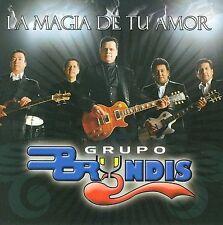1 CENT CD La Magia de Tu Amor - Grupo Bryndis