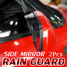 Side Mirror Rain Snow Visor Guard for HONDA CIVIC ACCORD CR-V CR-Z S2000 CRX