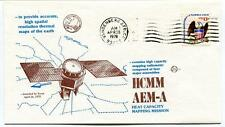 1978 HCMM AEM-A Thermal Mapping Mission Scout Vandenberg USA Satellite NASA