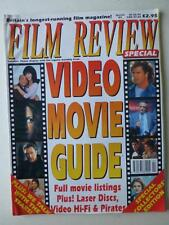 Film Review Special #2 Video Movie Guide Collector's Edition Magazine 1993