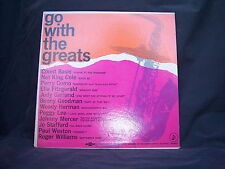 "Naras XTV-86076 Various Artists - Chevrolet - Go With The Greats 1962 12"" 33 RPM"