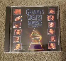 Various Artists : Grammys Greatest Moments, Vol.2 CD music disc rock