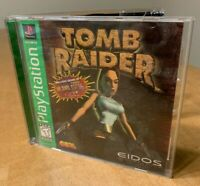 Tomb Raider: The Last Revelation (1999) - Sony Playstation - Complete