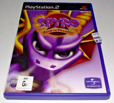 Spyro Enter the Dragonfly PS2 PAL *Complete*