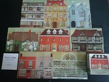 Build a House National Trust Game 2-8 players Educational History Architecture
