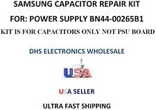 SAMSUNG  LCD TV CAPACITOR REPAIR KIT FOR BN44-00265B Rev.1, (146F1_9HS E301536)