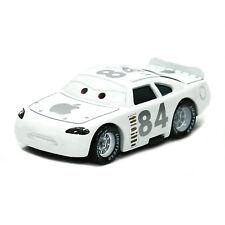 Mattel Disney Pixar Cars No.84 Apple Icar Metal 1:55 Diecast Toy Vehicle Loose