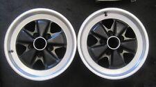 Porsche 951/ 944 turbo Fuchs 7 x 16 Wheels USED PAIR 951-362-115-00 RARE/SPECIAL