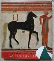 MASSIMO PALLOTTINO - LA PEINTURE ETRUSQUE - 1952 SKIRA (KI)
