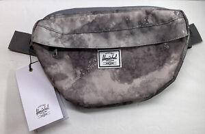 Herschel Supply Co NINETEEN Fanny Hip Waist Shoulder Bag pack Tie Dye Grey