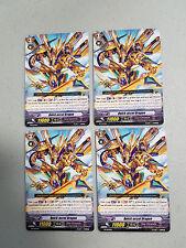 Cardfight!! Vanguard Quick Accel Dragon PR/0270EN x4