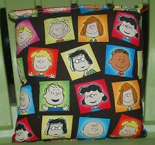 Peanuts Pillow Peanut Pillow HANDMADE In USA ,Travel , Daycare , NEW Pillow