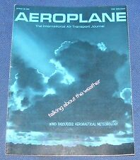 AEROPLANE MARCH 20 1968 - TALKING ABOUT THE WEATHER