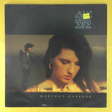 """All About Eve - Martha's Harbour - Mercury EVENX-8 Ex+ Condition 12"""" Single"""