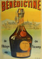 Burkhardts Bock beer 1877 Vintage poster reproduction.
