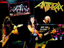 ANTHRAX - POSTER