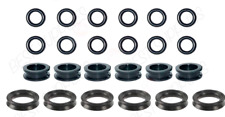 Fuel Injector Service Kit - Seals O-Rings Grommets Filters