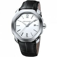 Bulgari Octo Roma Stainless Steel Automatic 41 mm Mens Automatic Watch OC41C6SLD
