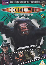 THE ANDROIDS OF TARA Doctor Who key to time part 4 mary tamm file 72 DVD SEALED