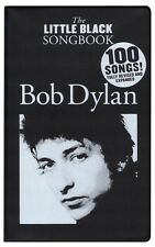 Bob Dylan The Little Black Songbook Sheet Music Revised and Expanded 014050048